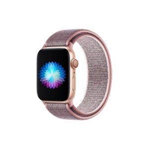 רצועת ספורט לשעון חכם אפל בצבע סגול