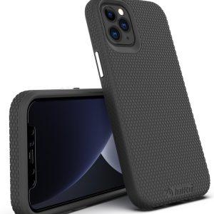 מגן קשיח לאייפון 12 טויקו בצבע שחור